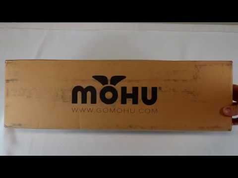 Review: Mohu Blade HDTV Antenna, Indoor and Outdoor, 40 Mile Range, Amplified, 4K Ready