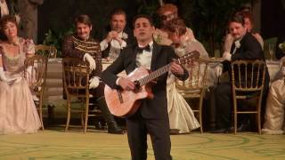 Juan Diego Flórez - 'Auld Lang Syne' and 'Guantanamera'