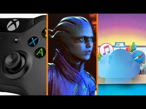 Xbox Admits Exclusive Problem + Andromeda NOT ANIMATOR'S FAULT? + iCloud Held Ransom - The Know