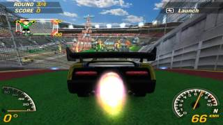 Repeat youtube video Flatout 2 Soccer 400 points