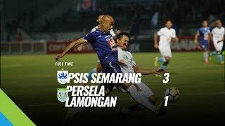 [Pekan 7] Cuplikan Pertandingan PSIS Semarang vs Persela Lamongan, 7 Mei 2018