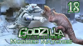 Godzilla: Unleashed Modded Matches #18 {Request} [Wii]