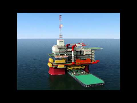 Pearls project North Caspian Sea 1