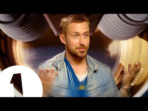 More shaking!: Ryan Gosling on playing Neil Armstrong for First Man