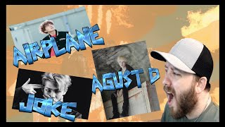 Baixar Agust D (Suga), Joke (RM), and Airplane (Jhope) BTS Reaction | Which one is BEST!?!?