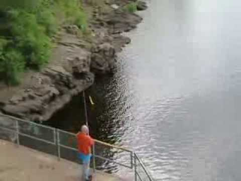 Alexander Hydro Dam Merrill Wisconsin