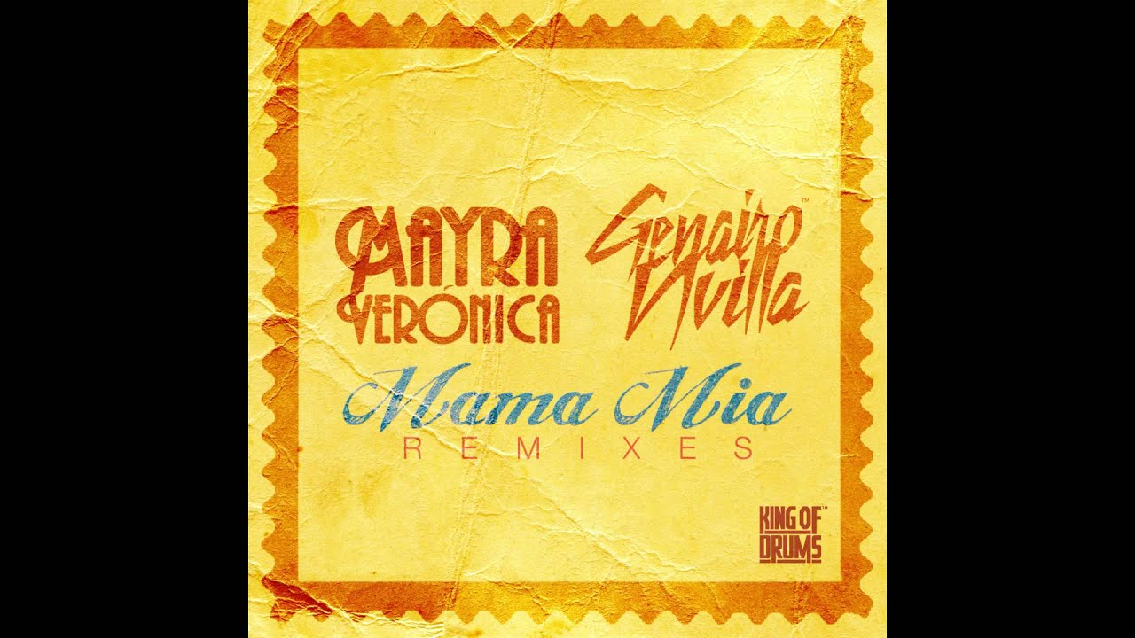 Mayra Veronica vs. Yolanda Be Cool: Mama Yo! (Radio Edit ...