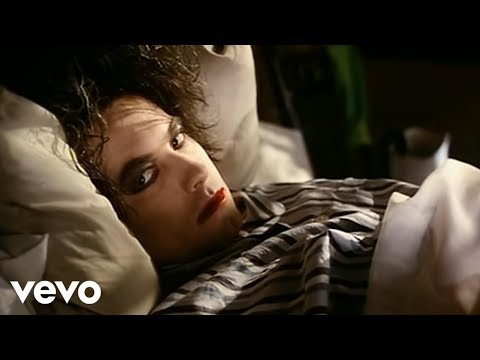 the-cure---lullaby-(official-video)