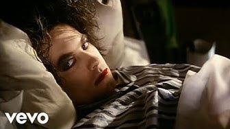 The Cure - Lullaby (Official Video)
