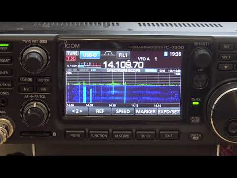 How To Send/receive Emails Over Ham Radio Using Ic-7300 And Winlink