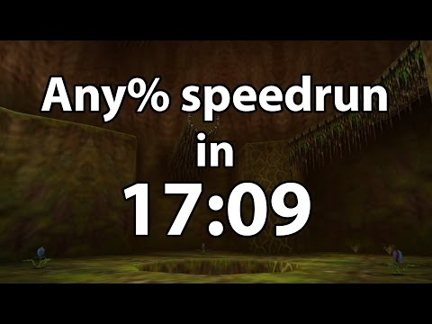 Ocarina of Time Any% speedrun in 17:09 by Torje [World Recor