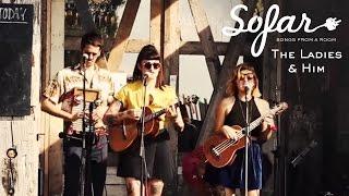 The Ladies & Him - I Wish I Could Shimmy Like My Sister Kate | Sofar Amsterdam