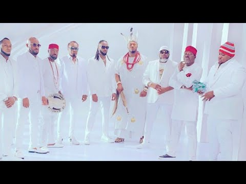 Download Flavour Return With Levels Ft, Zubby M, Chief Priest, Kanayo, Yul Edochie & Others Behind the scene