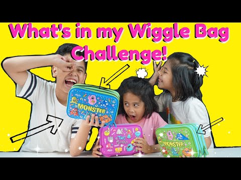 What&39;s in My Wiggle Bag Challenge  TheRempongs