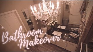 Bathroom Makeover & Tour - Featuring My Sister's House