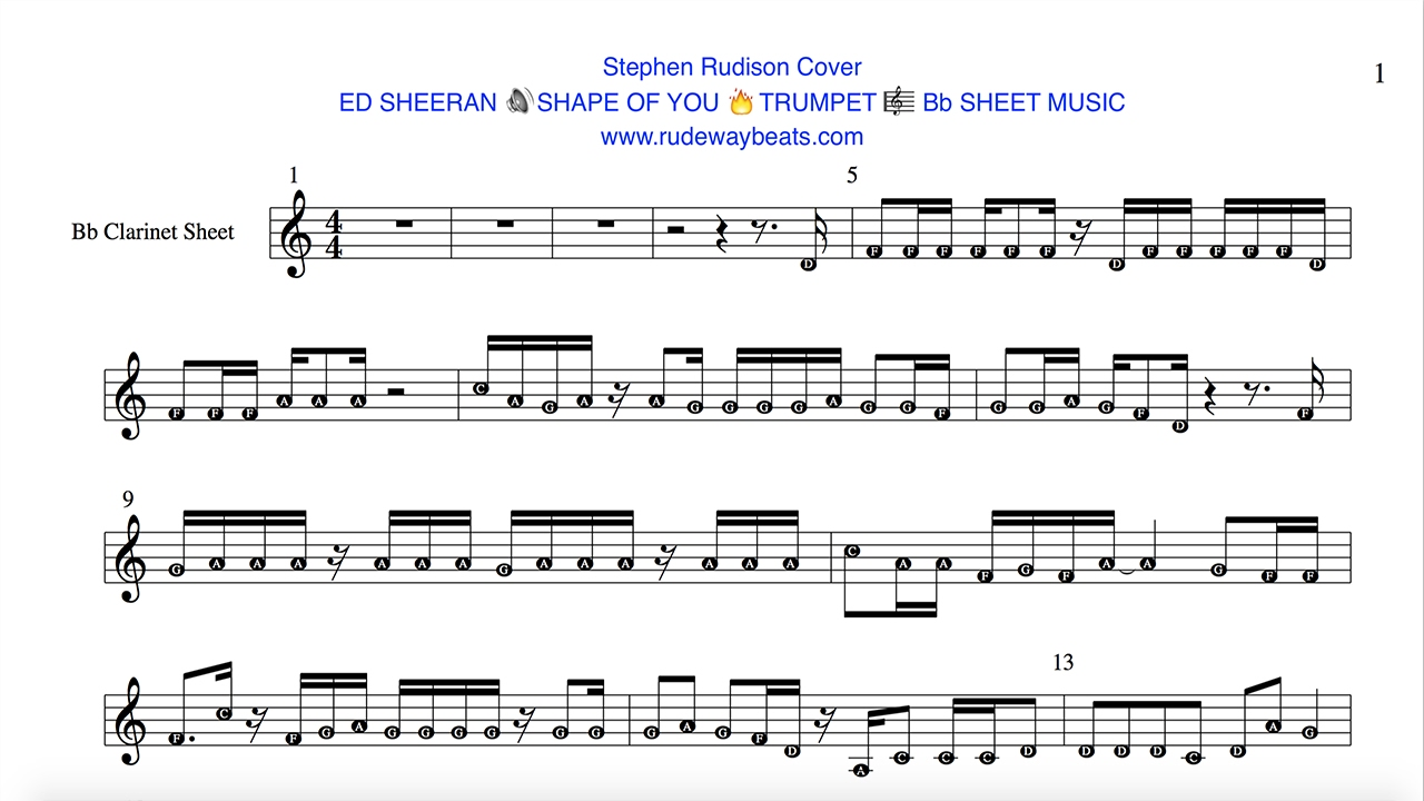Dive piano sheet music notes chords by ed sheeran sheetmusic - Ed sheeran dive chords ...