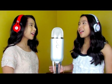 Flashlight- Jessie J (Pitch Perfect 2) Cover by CaleonTwins