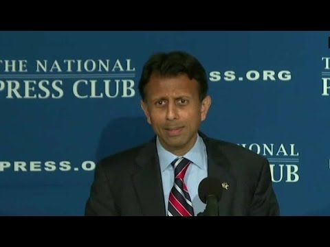 Bobby Jindal: Donald Trump is a narcissist, egomaniac