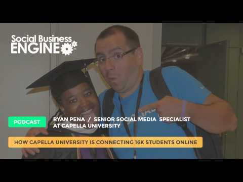 How Capella University is Connecting 16k Students Online