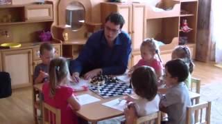 Первый урок шахмат. Часть 1