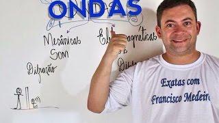 ENEM - ONDAS - Exercícios Resolvidos - Física - Exatas com Francisco Medeiros