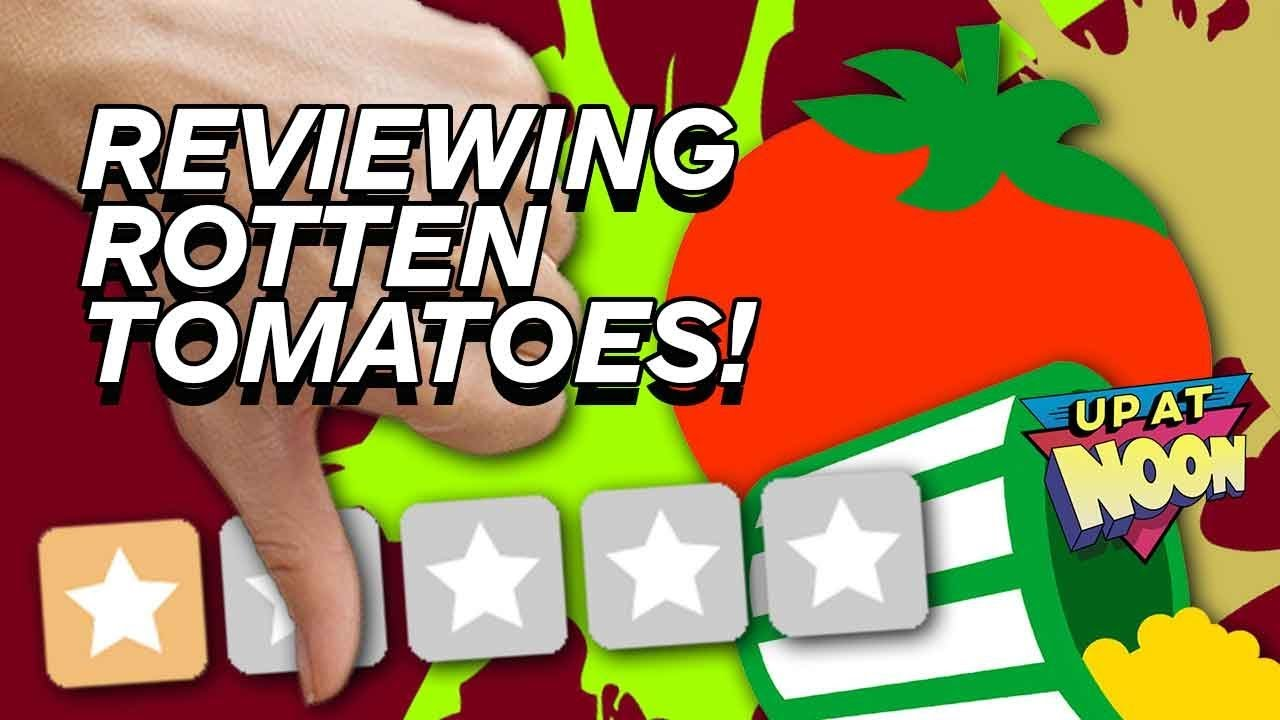 The Internet Reviews Rotten Tomatoes On Yelp Up At Noon Youtube
