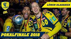 Löwen Klassiker: Pokalfinale 2018 Löwen vs. Hannover in voller Länge