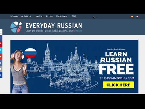 6 FREE resources for learning Russian