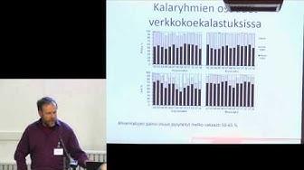 Jukka Ruuhijärvi: Vesijärven hoitokalastus