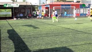 BVB 09 - İzmir United / İZMİR / iddaa Rakipbul Ligi 2015 Açılış Sezonu