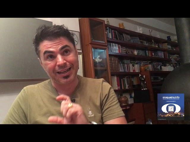 #ParlaConMe Giovanni Patronella e la trivella in discarica