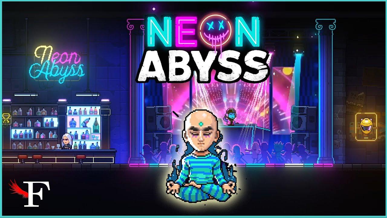 CHEGUEI NO BOSS FINAL - NEON ABYSS - #3 PTBR