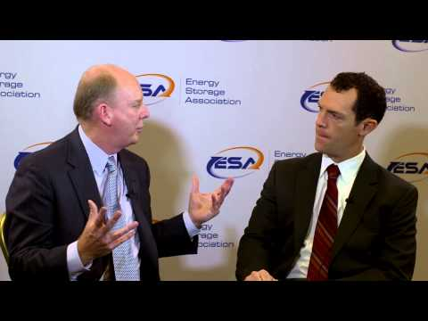 Energy Storage Industry Leaders Interview with Beacon Power, LLC President & CEO Barry Brits