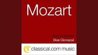 Don Giovanni, K. 527 - Mi par ch