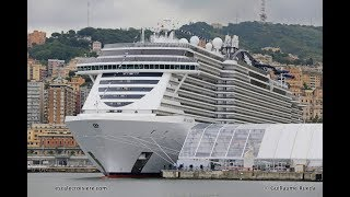 Visite du MSC Seaview  - Cruise ship tour