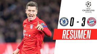 Chelsea - Bayern Munich [0-3] | GOLES | Octavos de final (ida) | UEFA Champions League