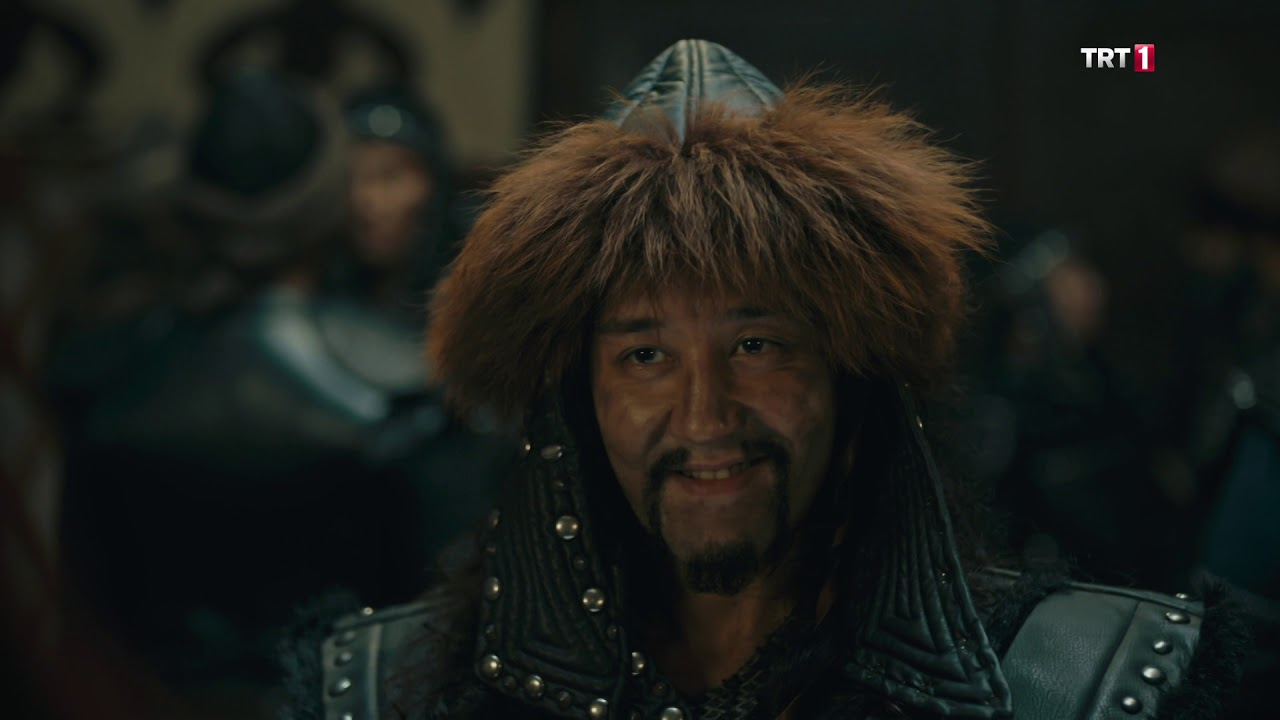 Diriliş Ertuğrul 122.bölüm Moğol komutanın elini kesiyor.