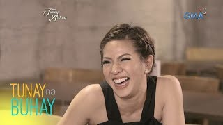 Tunay na Buhay: Luane Dy, nagkuwento tungkol sa kanyang humble beginnings sa showbiz