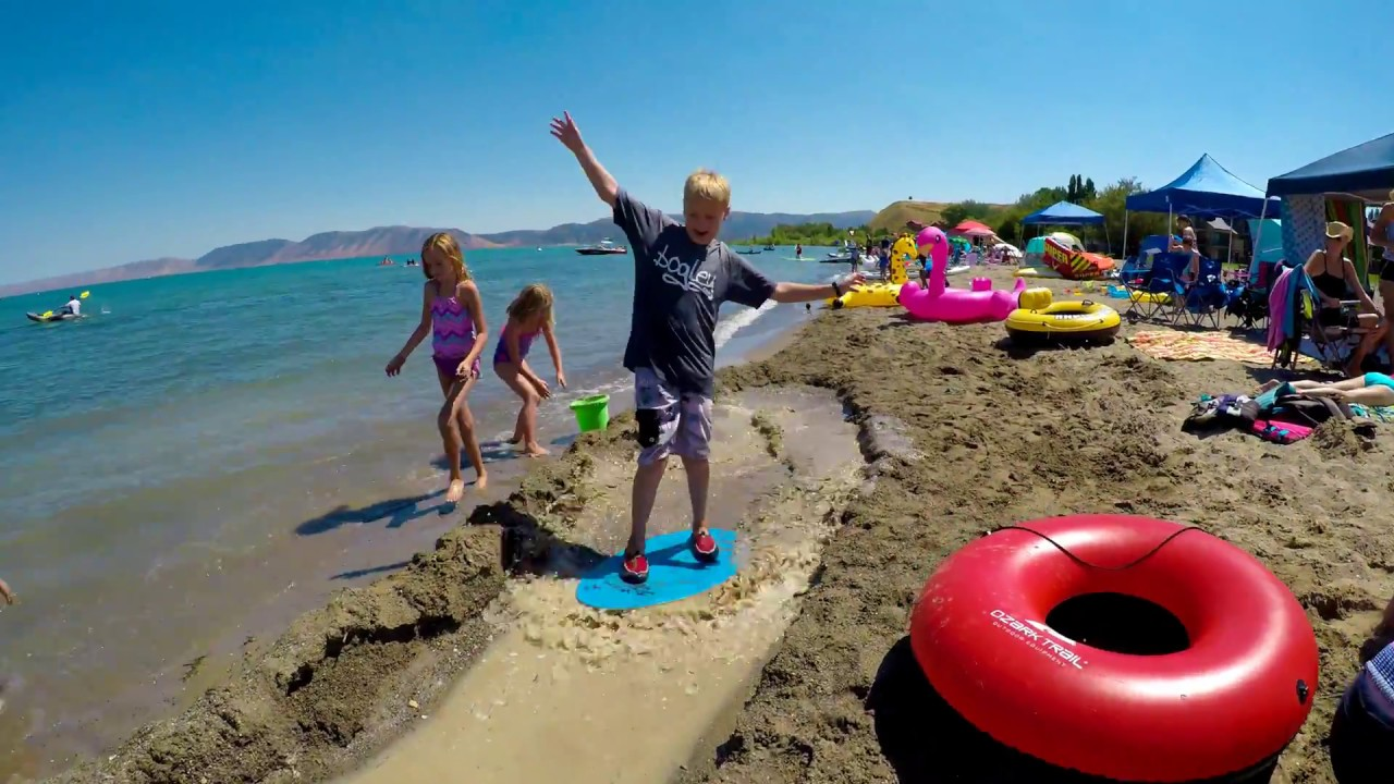 Skimboard At Bear Lake Ideal Beach Resort
