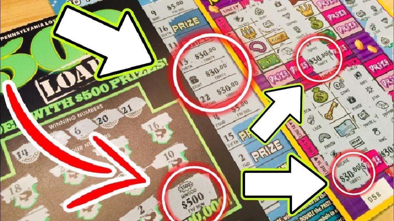 Is This Real? So Many Wins! 3 Big Lotto Wins In 2 Days! 😍