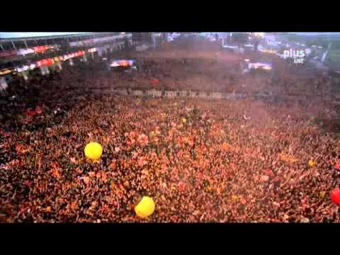 Beatsteaks - Cut off the top (HQ) LIVE @ Rock am Ring 2011