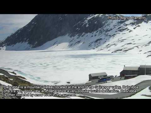 Norwegian fjords: Hellesylt, Stryn, Dalsnibba,  Flydalsjuvet and Geirangerfjord - Norway