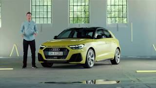 The all-new Audi A1 Sportback