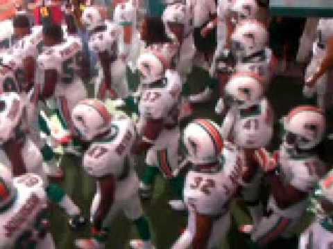 Baltimore Ravens at Miami Dolphins 1-4-09 In The Tunnel Wild Card Playoff  Game 67bd99c86