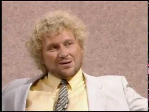 Colin Baker on Wogan 1986