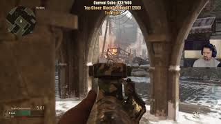 Call of Duty: WW II MP March 15, 2018 pt8