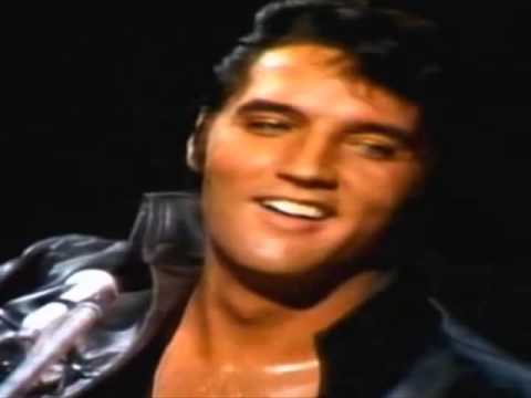 Elvis Presley -  Such A Night  [ CC ]