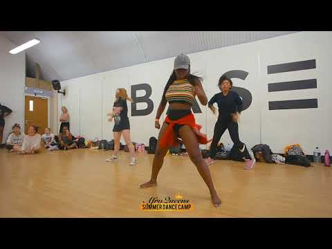 Danny S - Ege (Dance Class Video) | Afro Queens x Zinny Choreography | Chop Daily