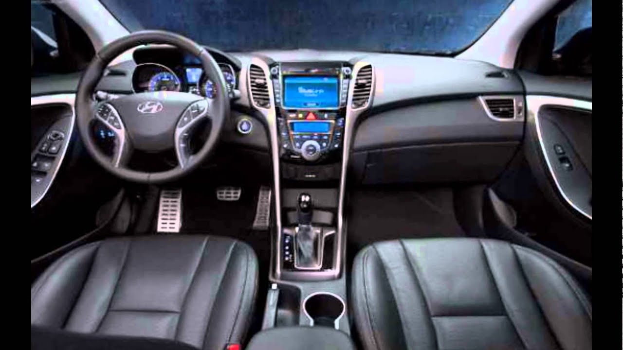 2016 Hyundai Accent Sedan Interior Youtube
