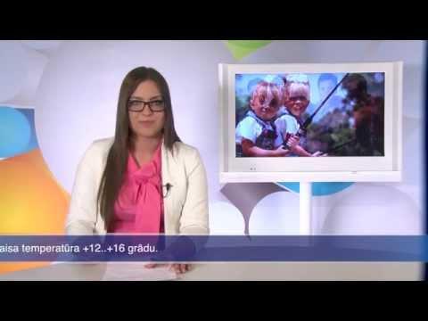 """Šodien OTV"" 26.05.2015./Bērnu aizsardz. diena/Galerija Daugava/Ghetto Games treniņi/Inese Džarcāne"